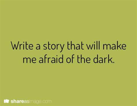 Creative writing on my shadow